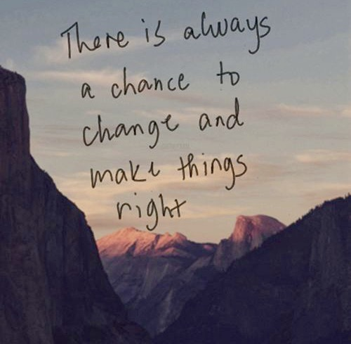 There Is Always A Second Chance The Motivational Blog